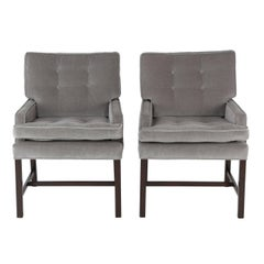 Pair of Directional Armchairs, Circa 1950s