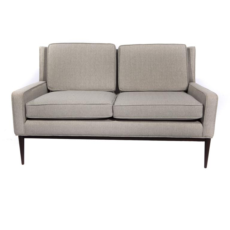 Paul McCobb for Directional Loveseat, Circa 1950s For Sale 2