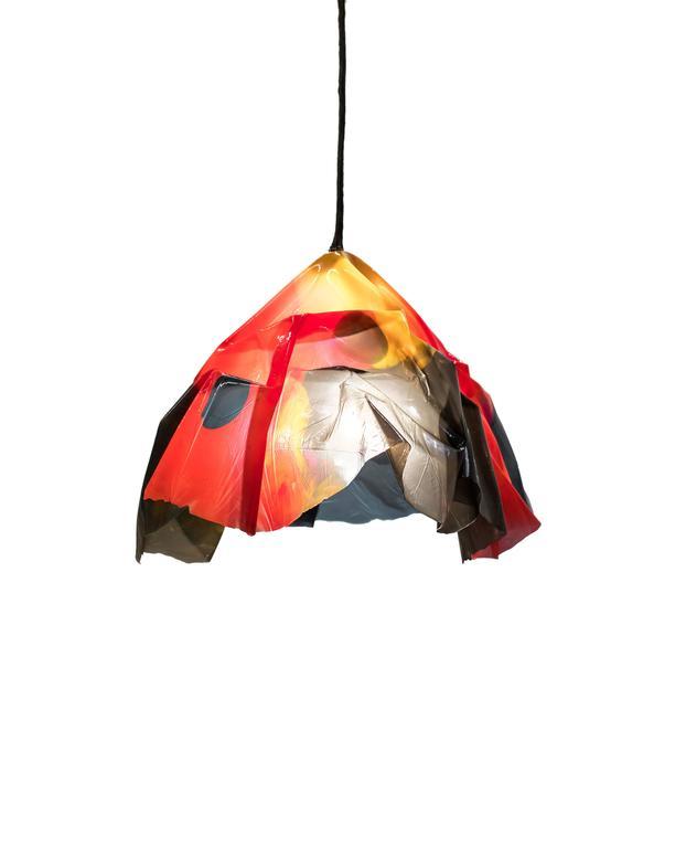 Gaetano Pesce Rug Lamp, 2017 2