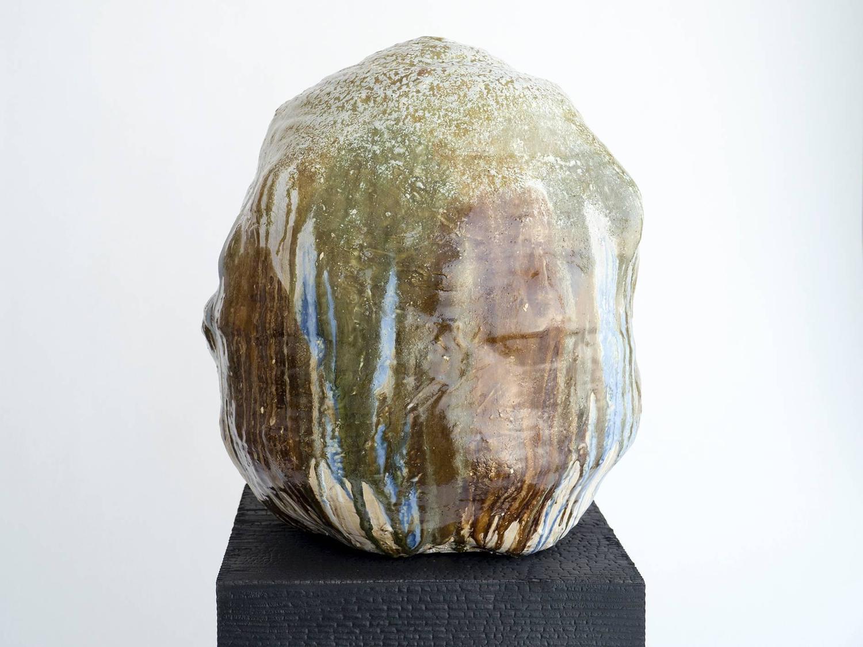 Adam Silverman Quot Untitled Quot Stoneware Vessel 2015 2016