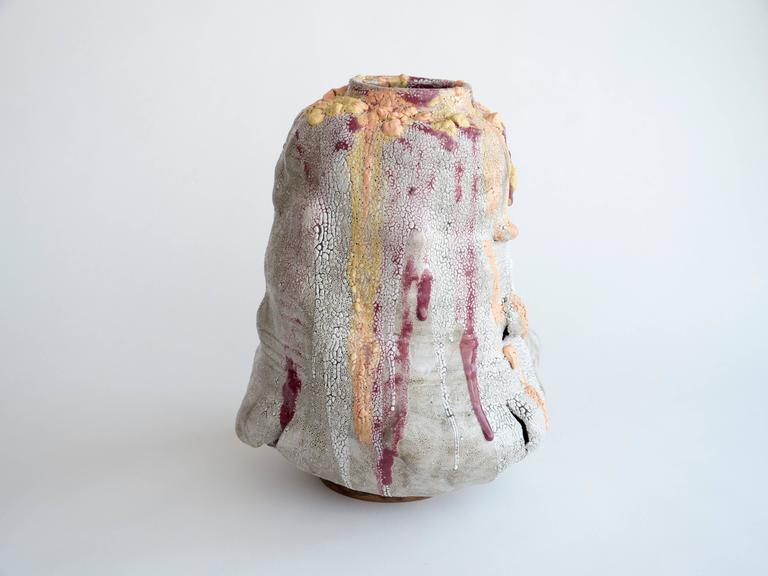 "Adam Silverman, ""Untitled"", Vessel, Ceramic, Clay, 2016 3"