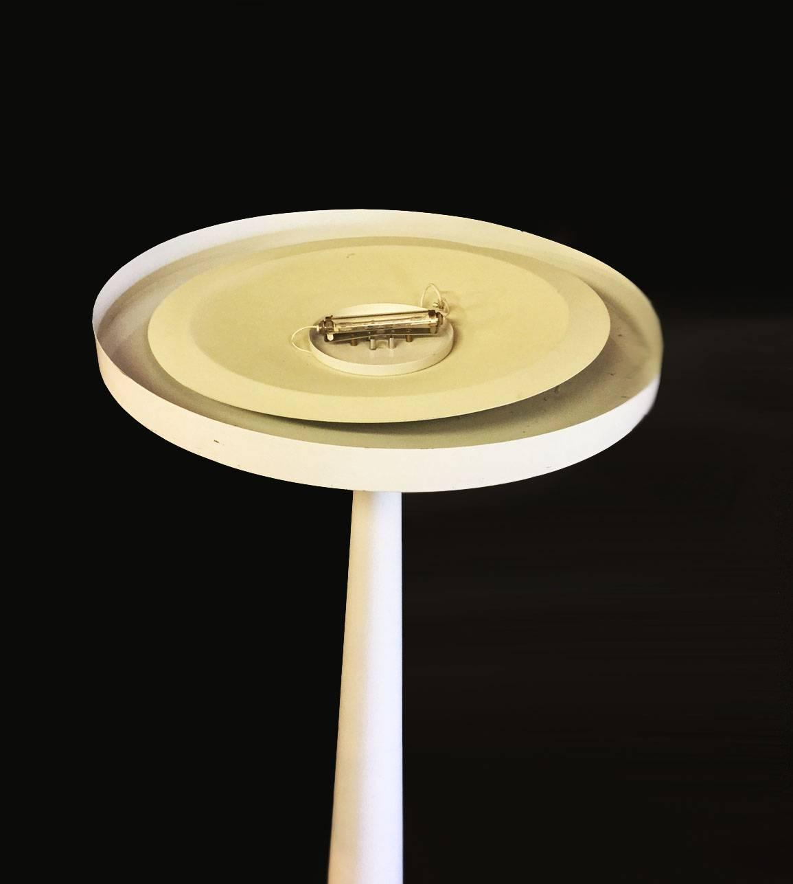 French Minimal Floor Lamp 1980 For Sale At 1stdibs