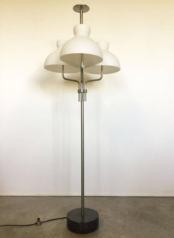 """Floor Lamp """"Arenzano"""" by Ignazio Gardella for Azucena, 1966 3"""