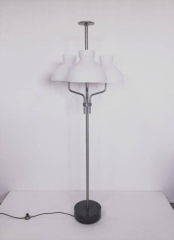 """Floor Lamp """"Arenzano"""" by Ignazio Gardella for Azucena, 1966 7"""