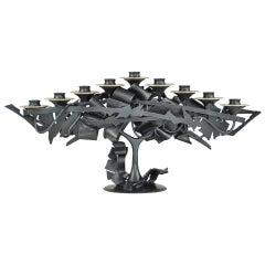 Albert Paley, Menorah, 2013