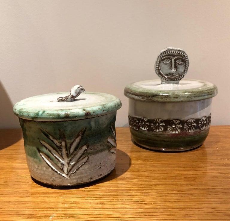 Albert Thiry Ceramic Set Vallauris, 1950 For Sale 2