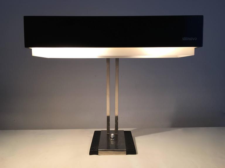 Stilnovo Mid Century Industrial Desk Lamp 4