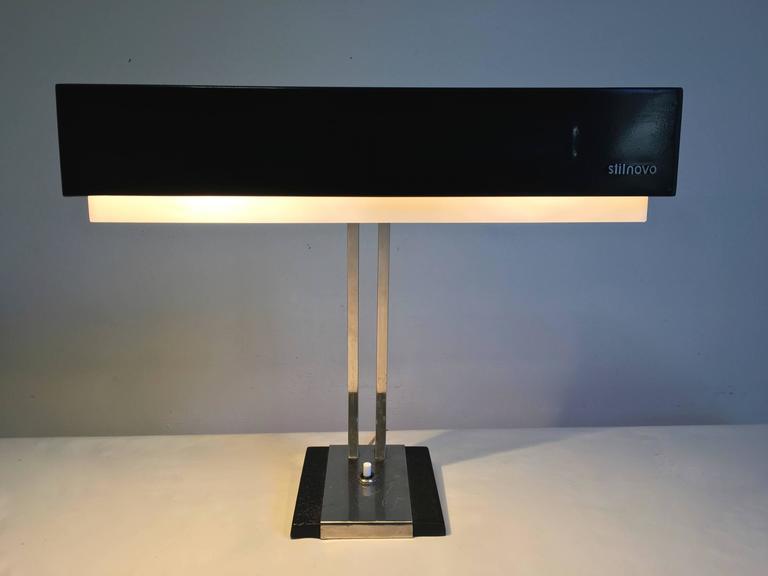 Stilnovo Mid Century Industrial Desk Lamp 3