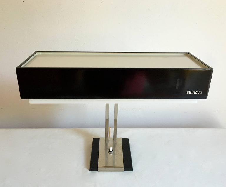 Stilnovo Mid Century Industrial Desk Lamp 8