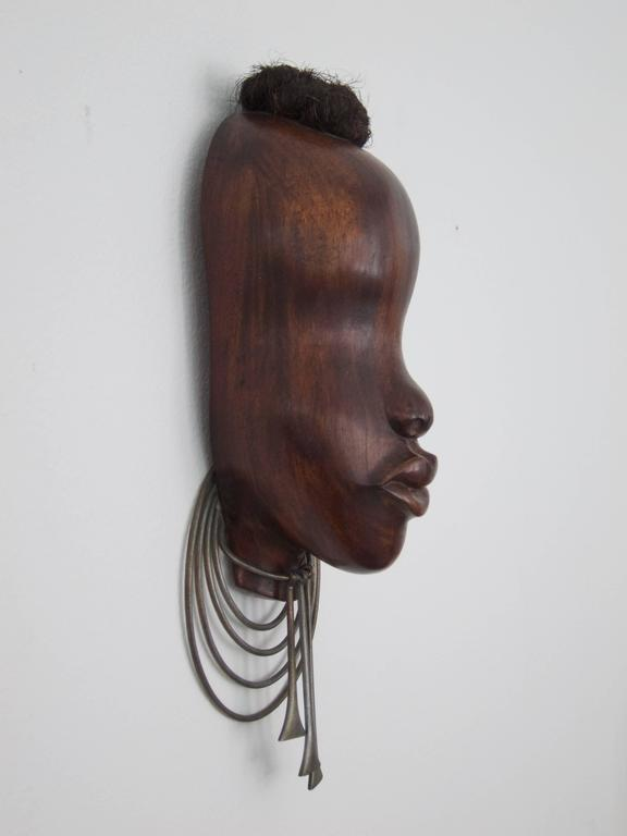 Wall Sculpture by Franz Hagenauer In Good Condition For Sale In Vienna, AT