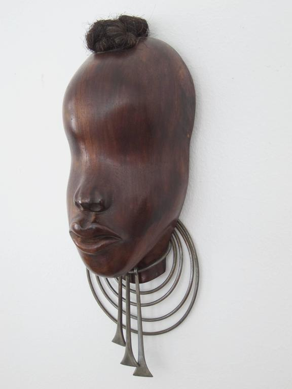 Carved Wall Sculpture by Franz Hagenauer For Sale