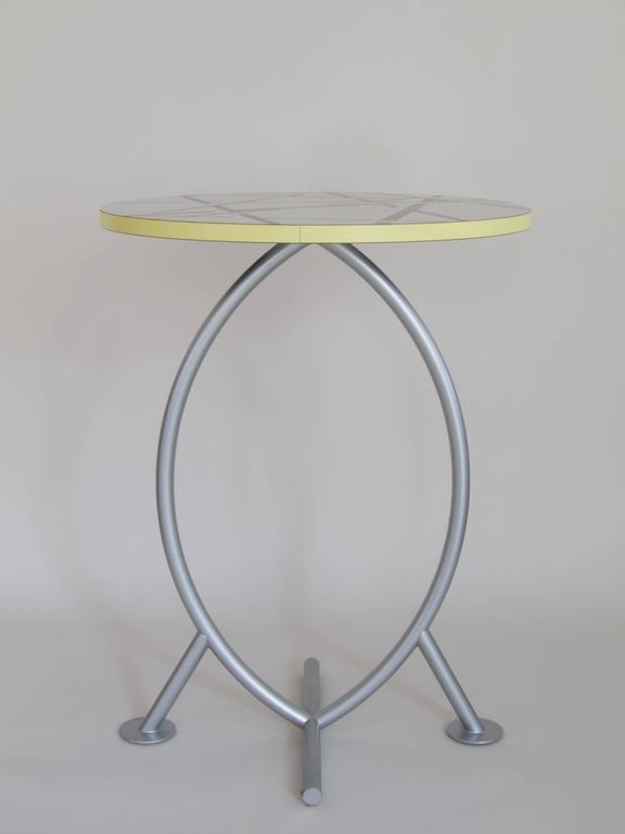 "Occasional table ""Cairo"" 1986 by Michele De Lucchi for Memphis Milano