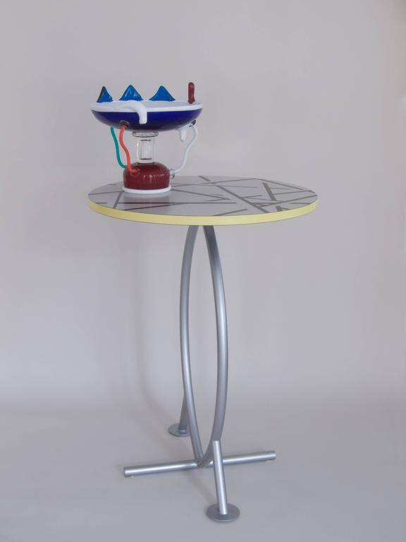 "Italian Occasional Table ""Cairo"" by Michele De Lucchi For Sale"