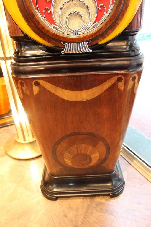 Wurlitzer Model 71 Jukebox At 1stdibs