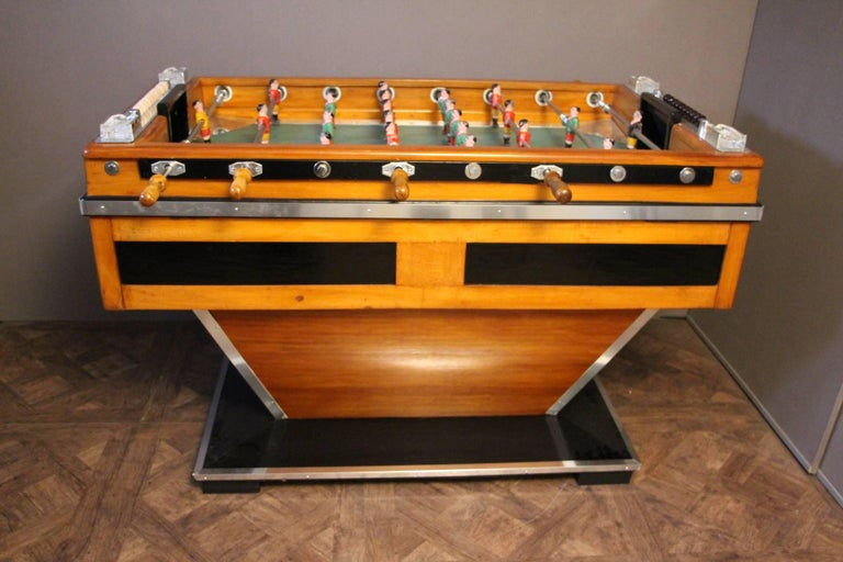 Mid-20th Century 1950s Foosball Table For Sale
