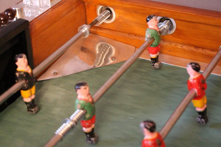 1950s Foosball Table For Sale 4