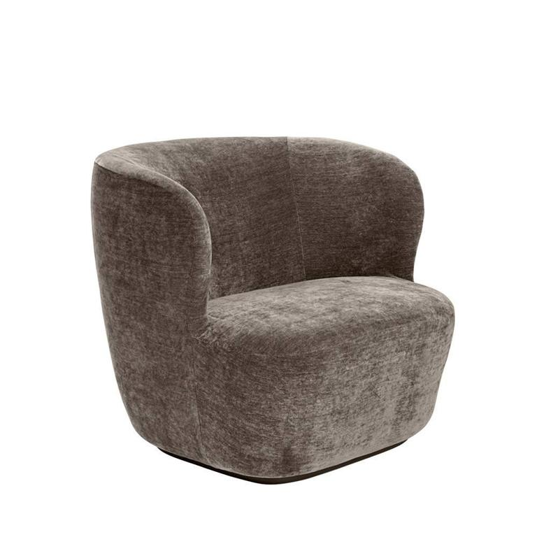 Space Copenhagen for Gubi  Large Stay Lounge Chair 1