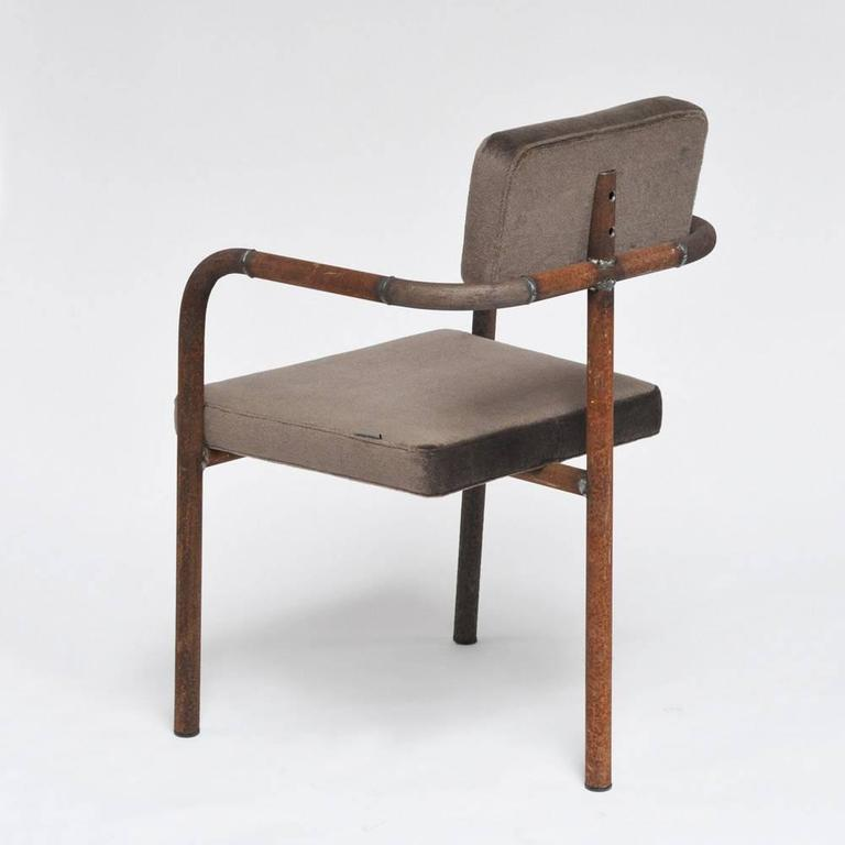 Freaky Furniture: Rag Pipe Chair At 1stdibs