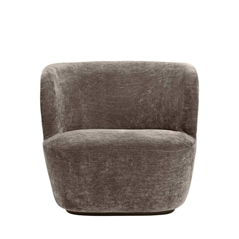 Space Copenhagen for Gubi  Large Stay Lounge Chair 2