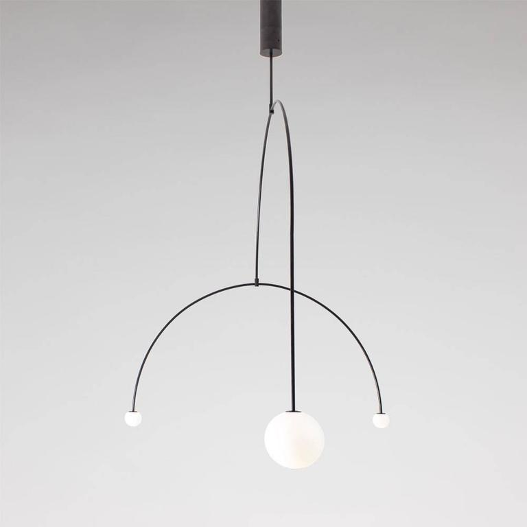 Michael anastassiades mobile chandelier 9 for sale at 1stdibs the new mobile chandeliers are a natural evolution of the series first designed in 2008 aloadofball Image collections