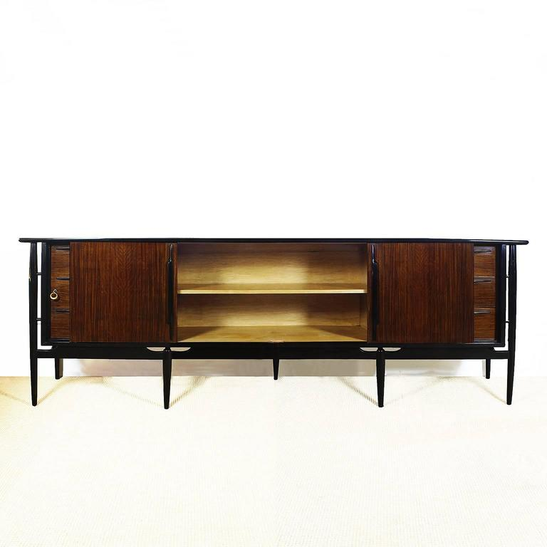Spanish Sideboard from the 1960s 2