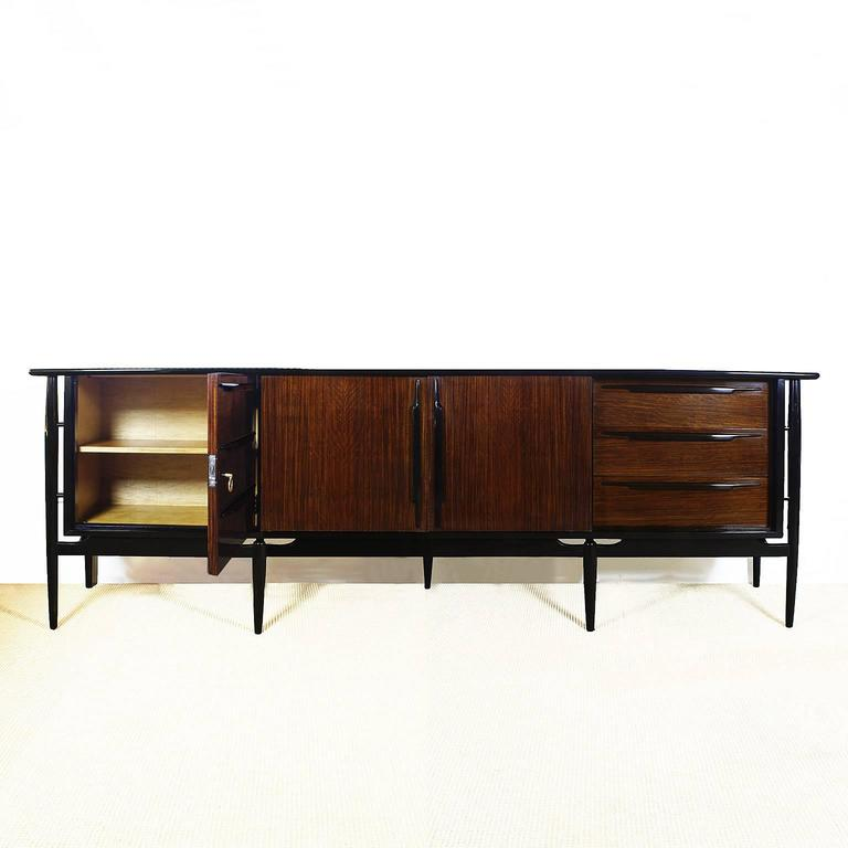 Spanish Sideboard from the 1960s 3