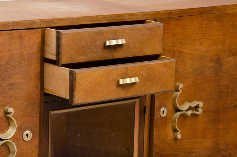 Mid-20th Century Art Deco Sideboard For Sale
