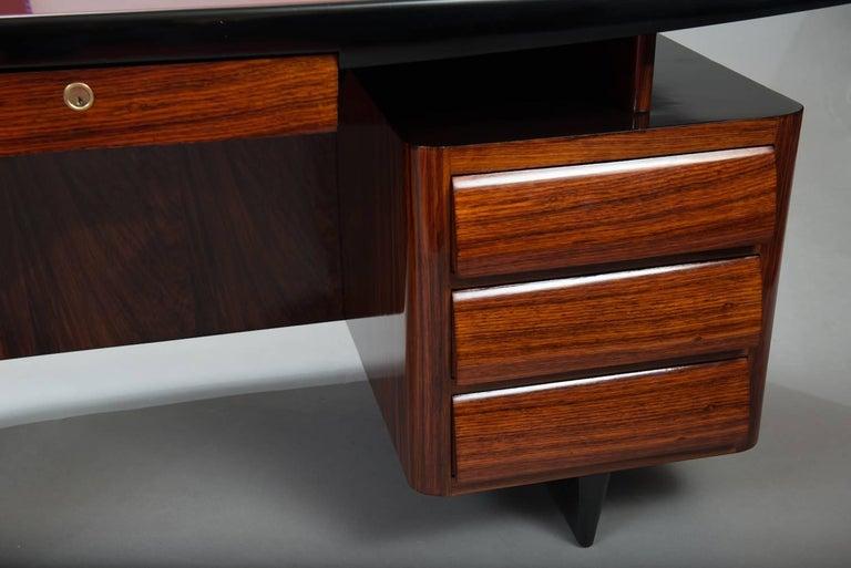 Mid-20th Century Vittorio Dassi Desk For Sale