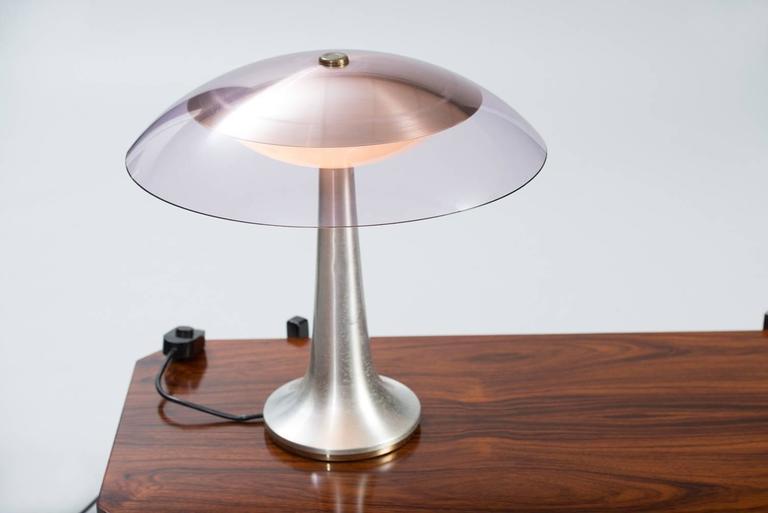 Italian Stilux Milano Table Lamp For Sale