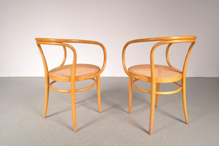 Thonet Corbusier Chair Germany Circa 1920 At 1stdibs