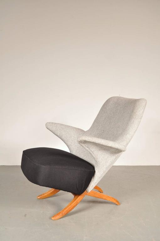 Penguin Chair By Theo Ruth For Artifort 1957 For Sale At