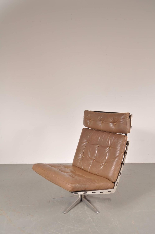 Quot Caravelle Quot Lounge Chair By Paul Leidersdorff For Cado