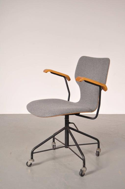 Japanese office furniture Home Unique Office Chair Designed By Isamu Kenmochi Manufactured By Tendo In Japan In The 1950s Lasarecascom Office Chair By Isamu Kenmochi For Tendo Japan Circa 1950 At 1stdibs
