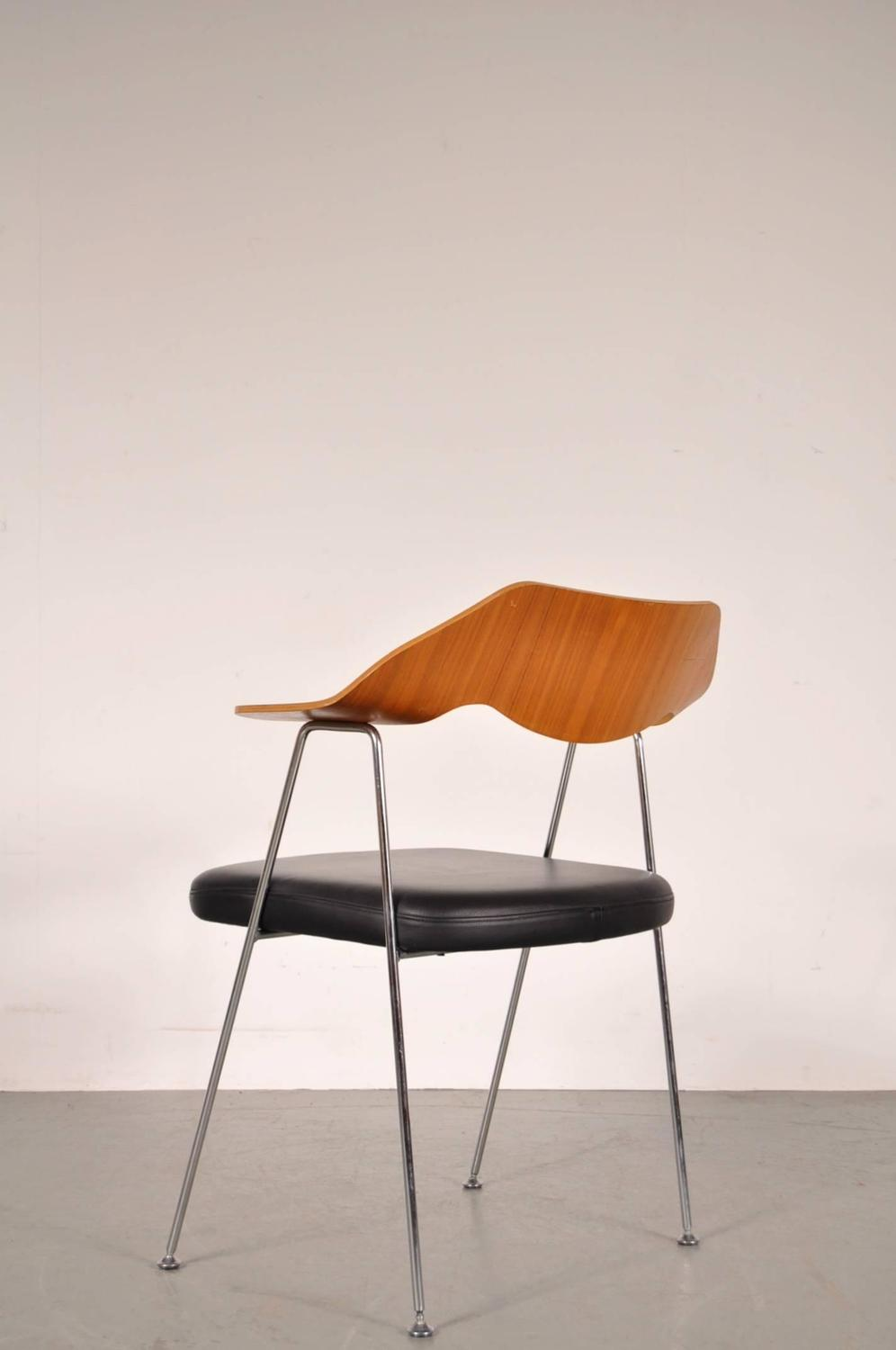 Desk Side Chair By Robin Day For Hille UK Circa 1950 For Sale At 1stdibs