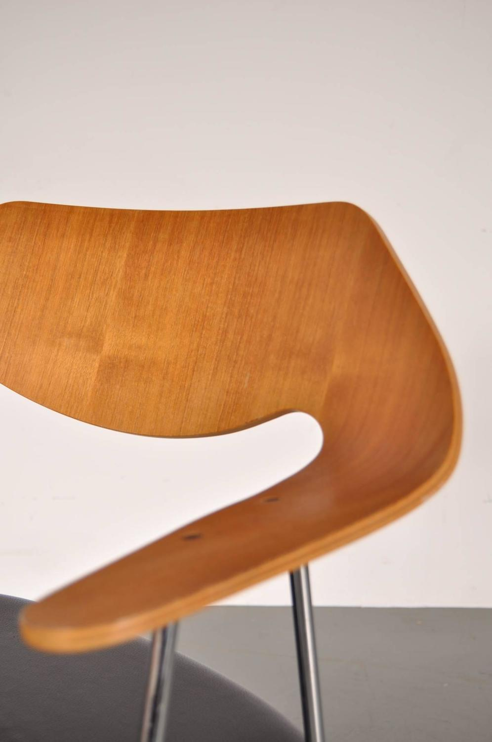 side chair by robin day for hille uk circa 1950 for sale at 1stdibs