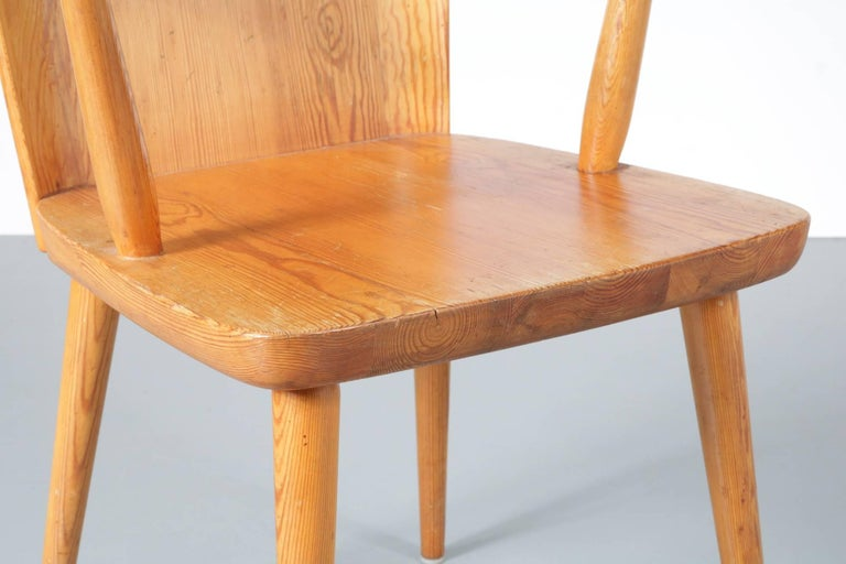 Chair Model 510 by Goran Malmvall for Karl Andersson & Son, Denmark, 1930-1940 For Sale 1
