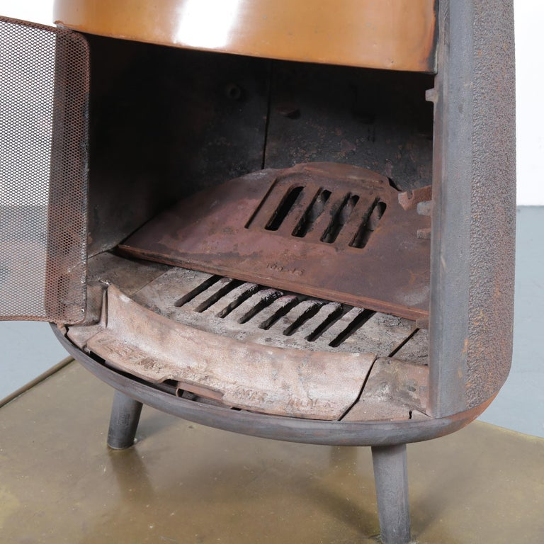 Ulefos Cast Iron Wood Burning Stove