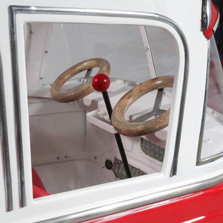 Rare l'Autopede Carousel Bus by Karel Baeyens, Belgium, 1955 For Sale 6