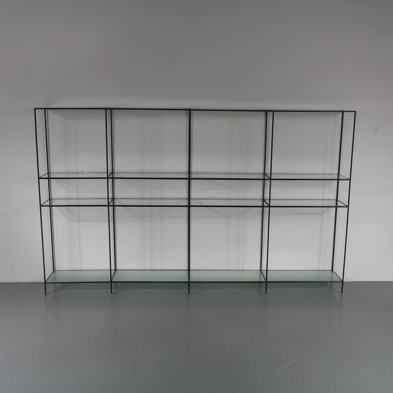 Danish Abstracta System Cabinet by Poul Cadovius, Denmark, 1950 For Sale