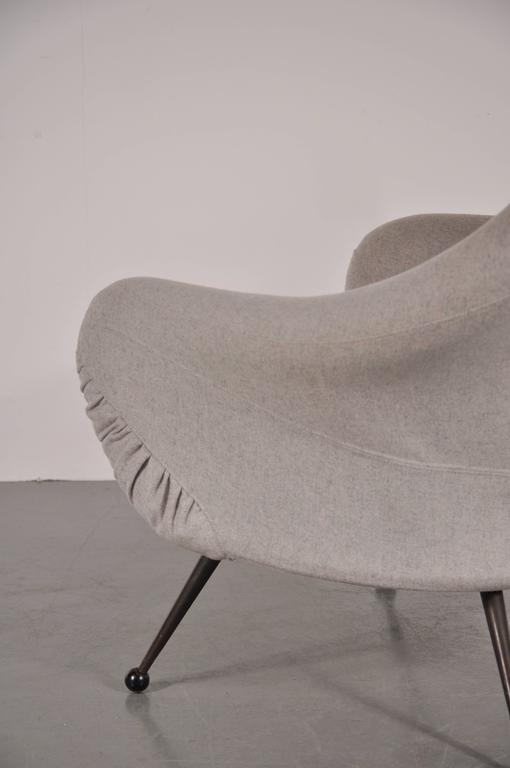 Martingala Chair by Marco Zanuso for Arflex, Italy, circa 1950 In Excellent Condition For Sale In Amsterdam, NL