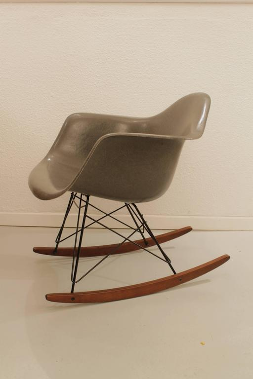 eames rocking chair replica ebay amazon original price elephant grey