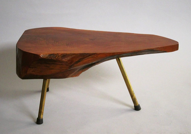 Carl Aub Ck Tree Trunk Table Austria 1950s For Sale At 1stdibs