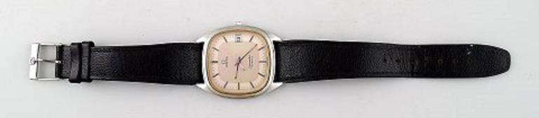 Modern Omega Seamaster Cal. 1332, Vintage Mens Wristwatch, 1970s For Sale