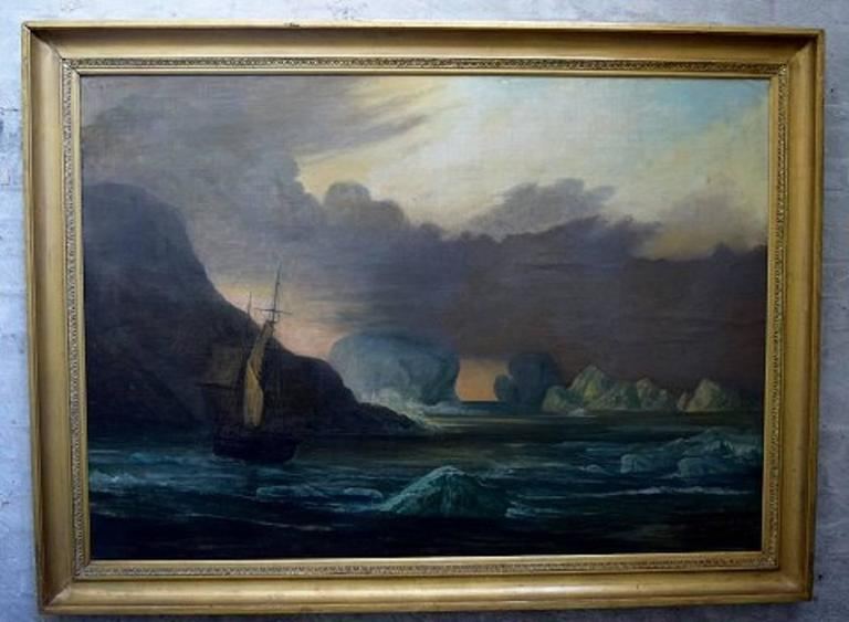 Frederik Theodor Kloss b. Braunschweig 1802, d. Copenhagen 1876: