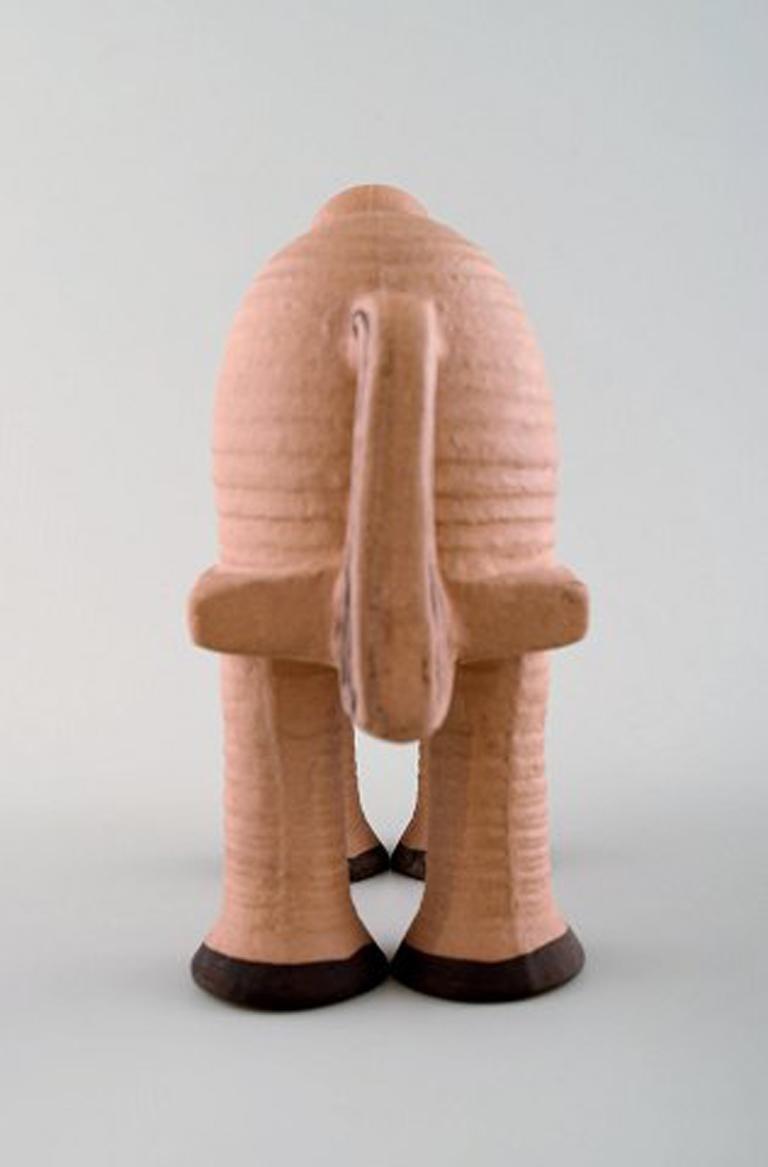 Swedish Lisa Larson Gustavsberg Camel in Ceramics, from the Series
