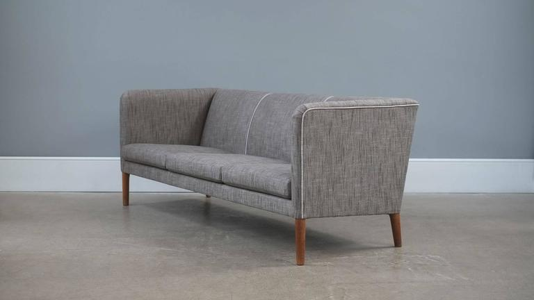 Danish Hans Wegner Sofa For Sale