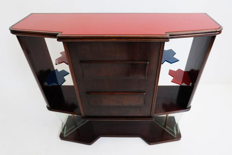 1950, Iconic Italian Design Dry Bar For Sale 2