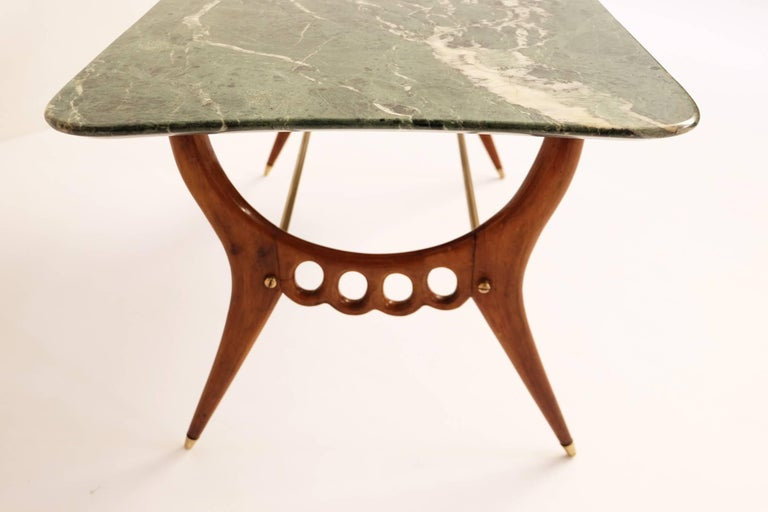 Mid-20th Century Beautiful Italian Mid-Century Modern Coffee Table  For Sale