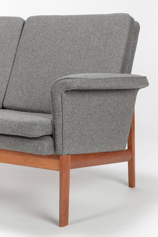 finn juhl jupiter sofa model 218 france and son 1965 for sale at 1stdibs. Black Bedroom Furniture Sets. Home Design Ideas