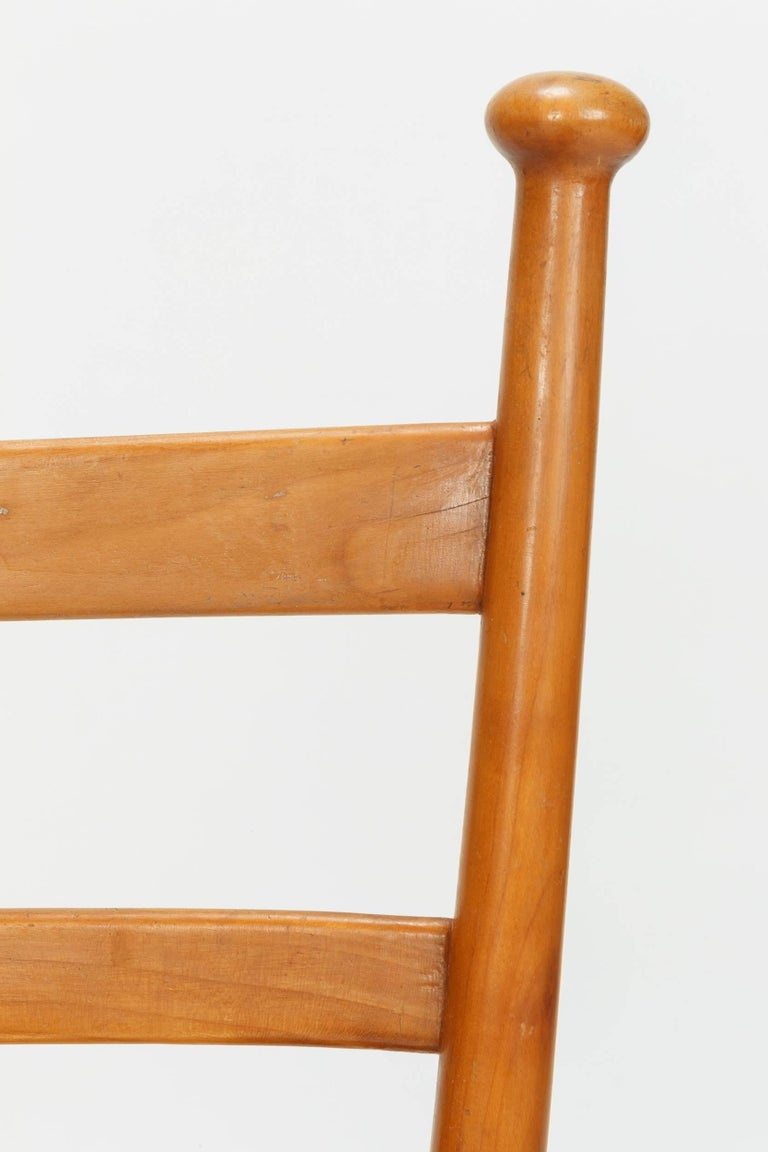Sanguineti Chair Chiavari, 1950s For Sale 2